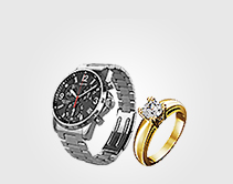 Relojes, joyería…