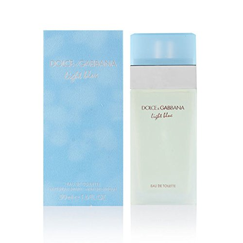 7557c4fad2 Dolce and Gabbana Light Blue Eau De Toilette Spray 50ml | TiendaPremier